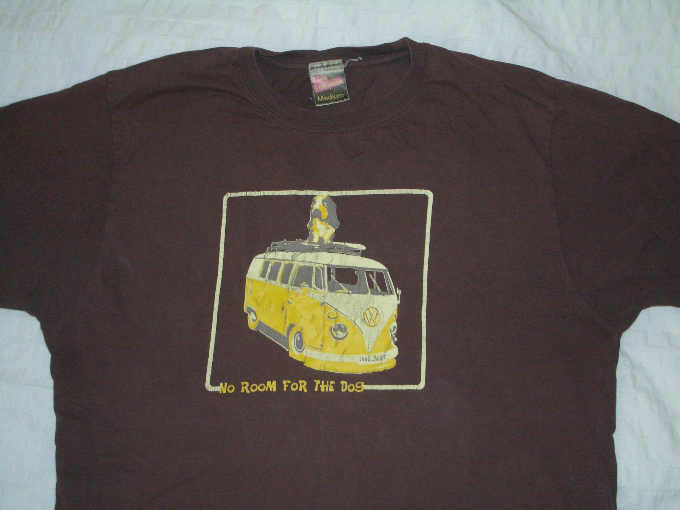 vw bus t shirts campervan crazy page 2. Black Bedroom Furniture Sets. Home Design Ideas