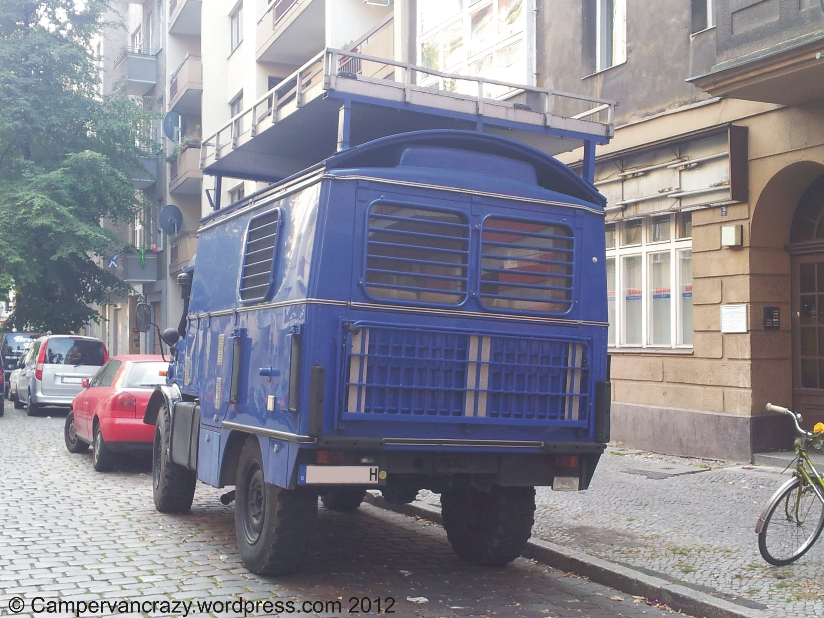 Awesome Unimog Camper Truck Campervan Crazy
