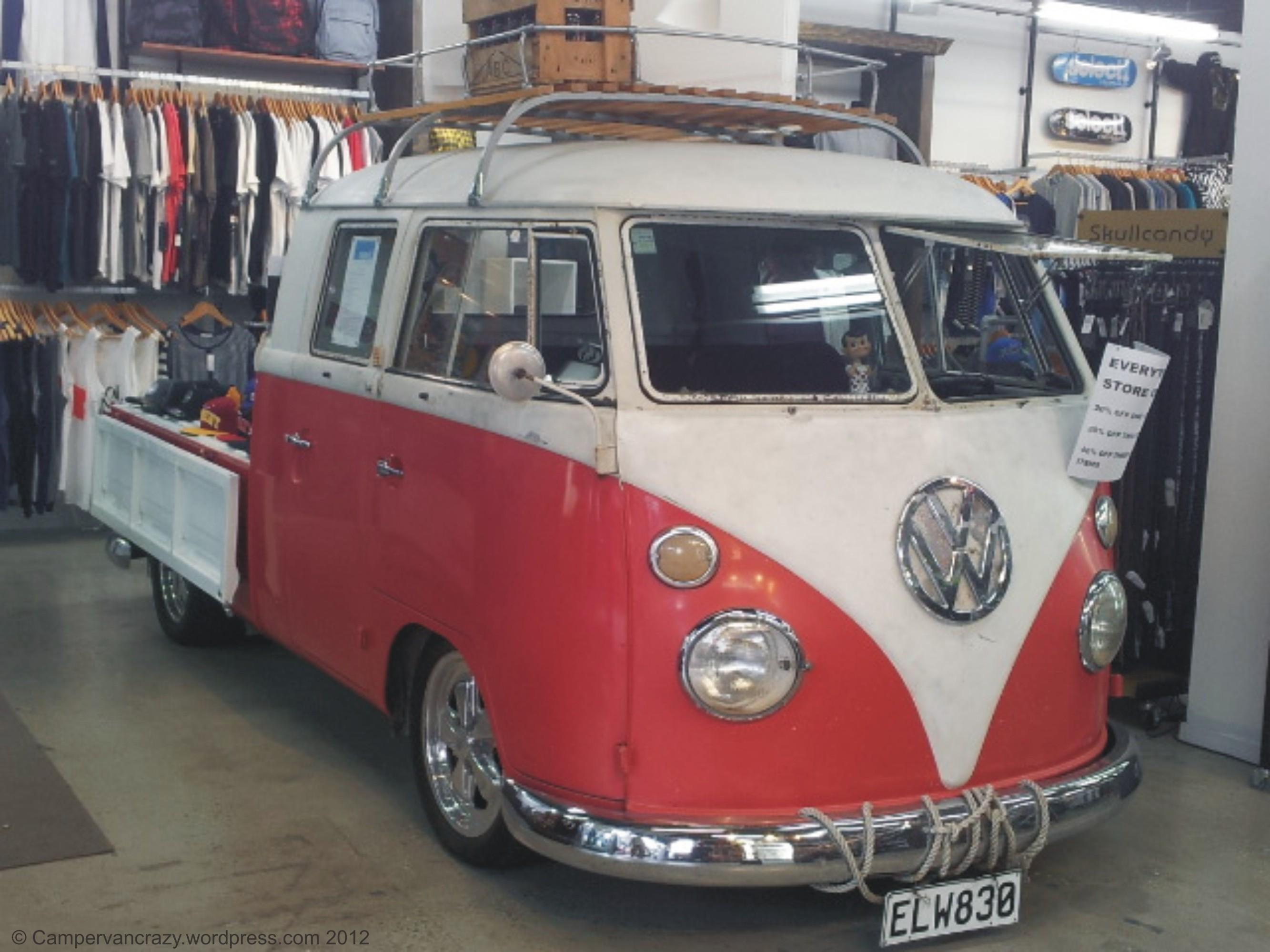 Fuchs wheels | Campervan Crazy