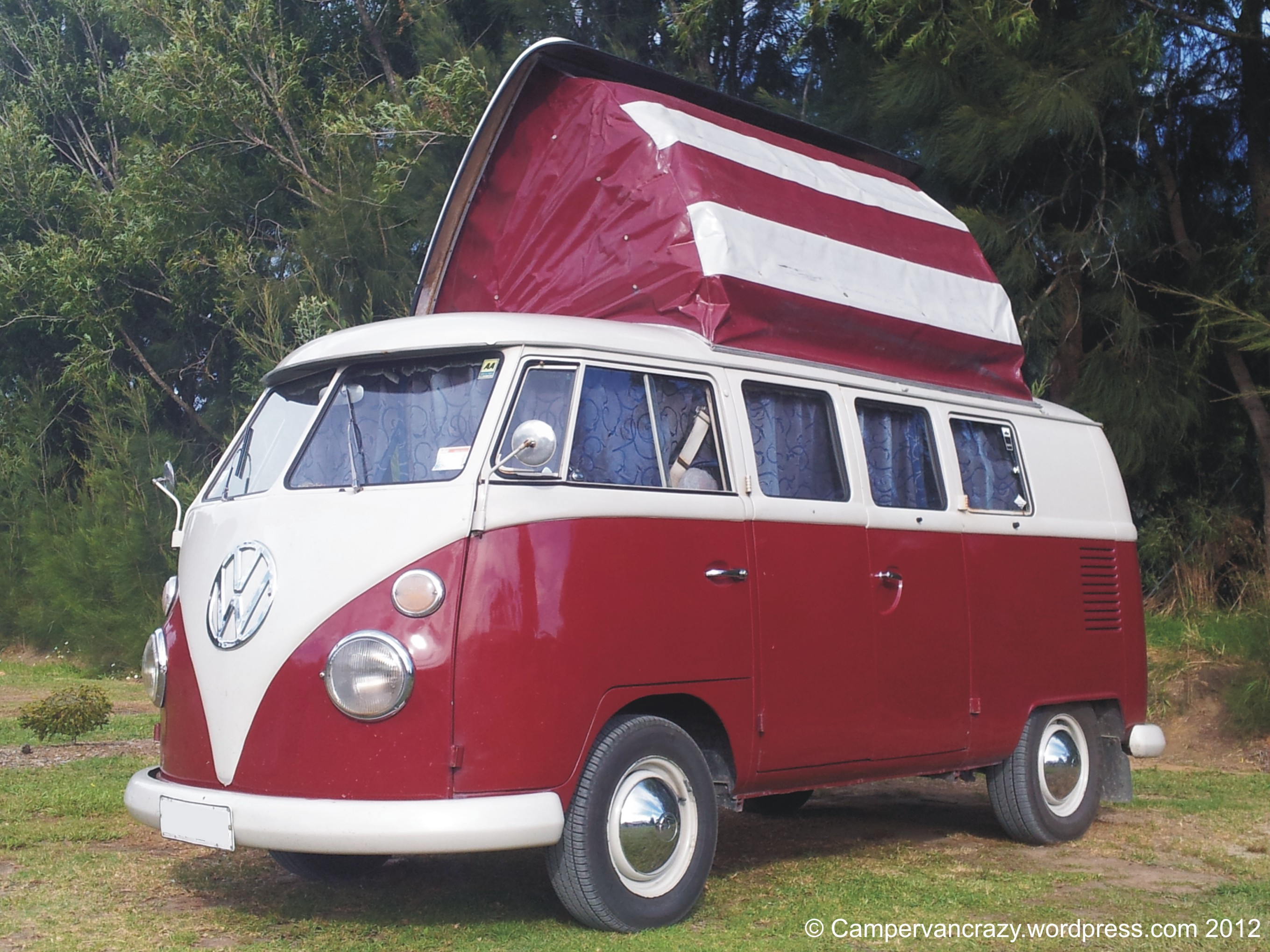 pin single bus by pinned camper cab volkswagen re waterfront