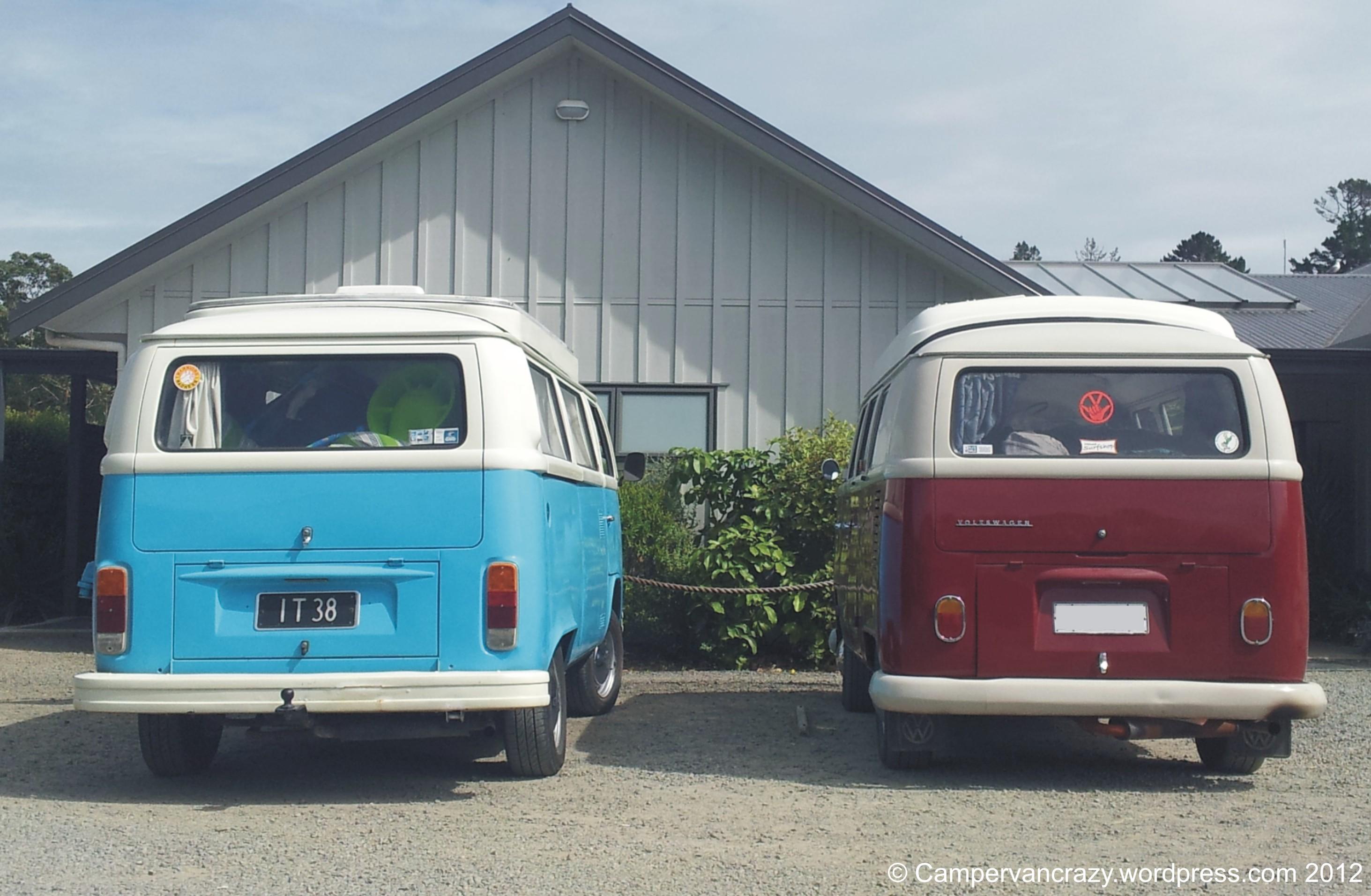 Vw Bus Road Trips Campervan Crazy Page 3