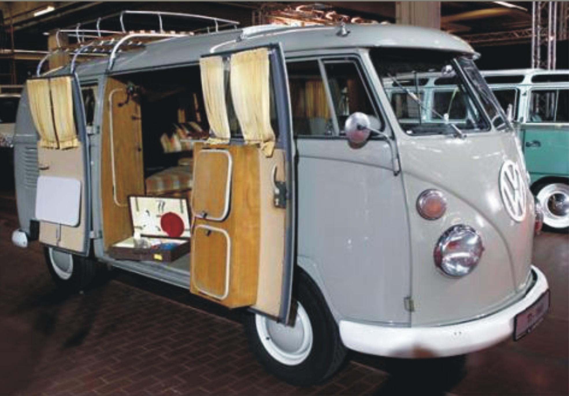 volkswagen enters bus restoration business campervan crazy. Black Bedroom Furniture Sets. Home Design Ideas
