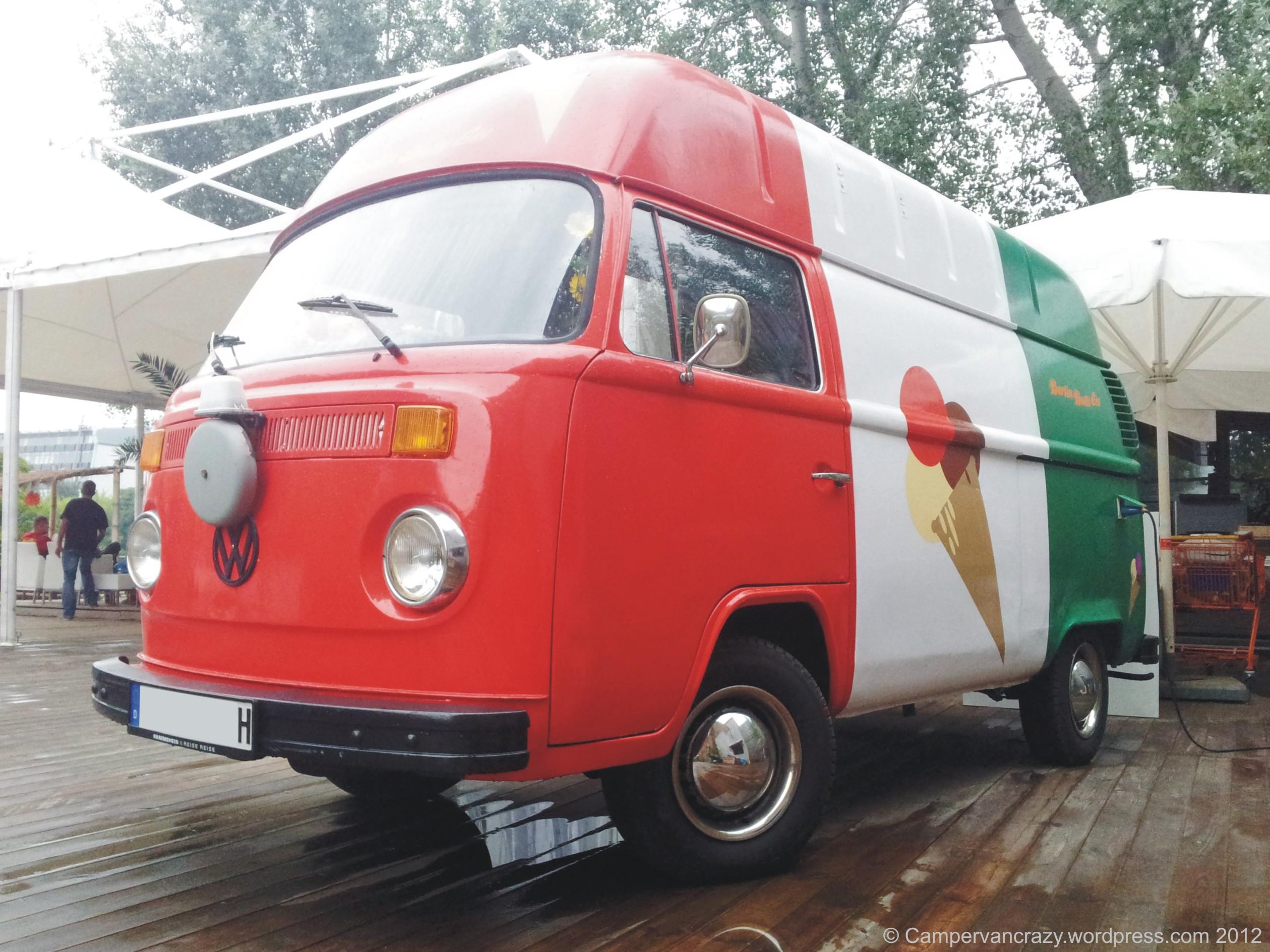 Food Van Conversion