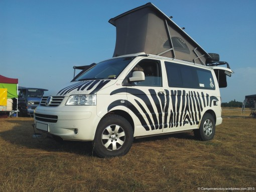 A T5 four wheel drive  campervan from Seikel 4x4 Technik, check out http://www.seikel.de/en/home/ for more background.