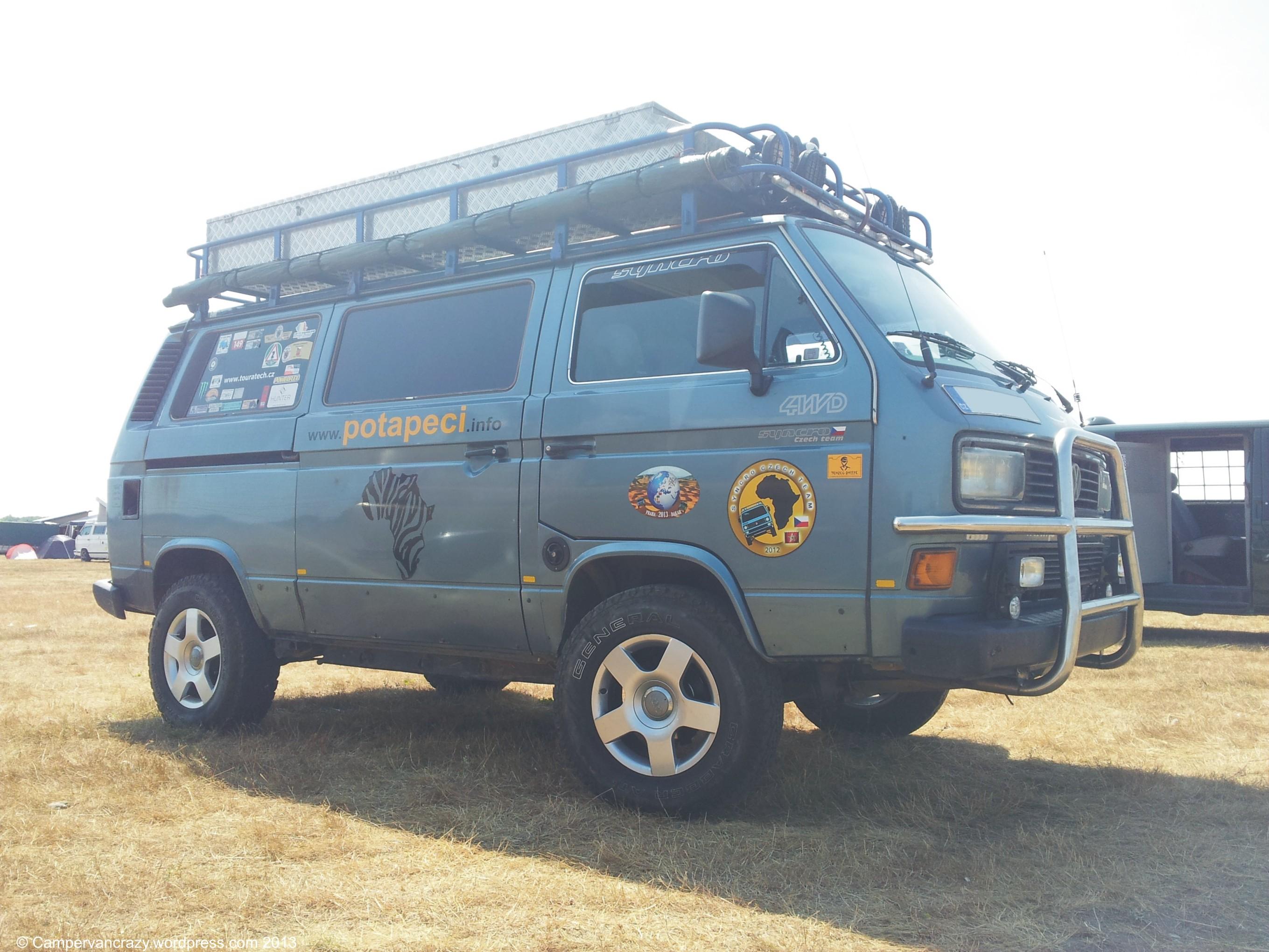 T25 Campervan Crazy