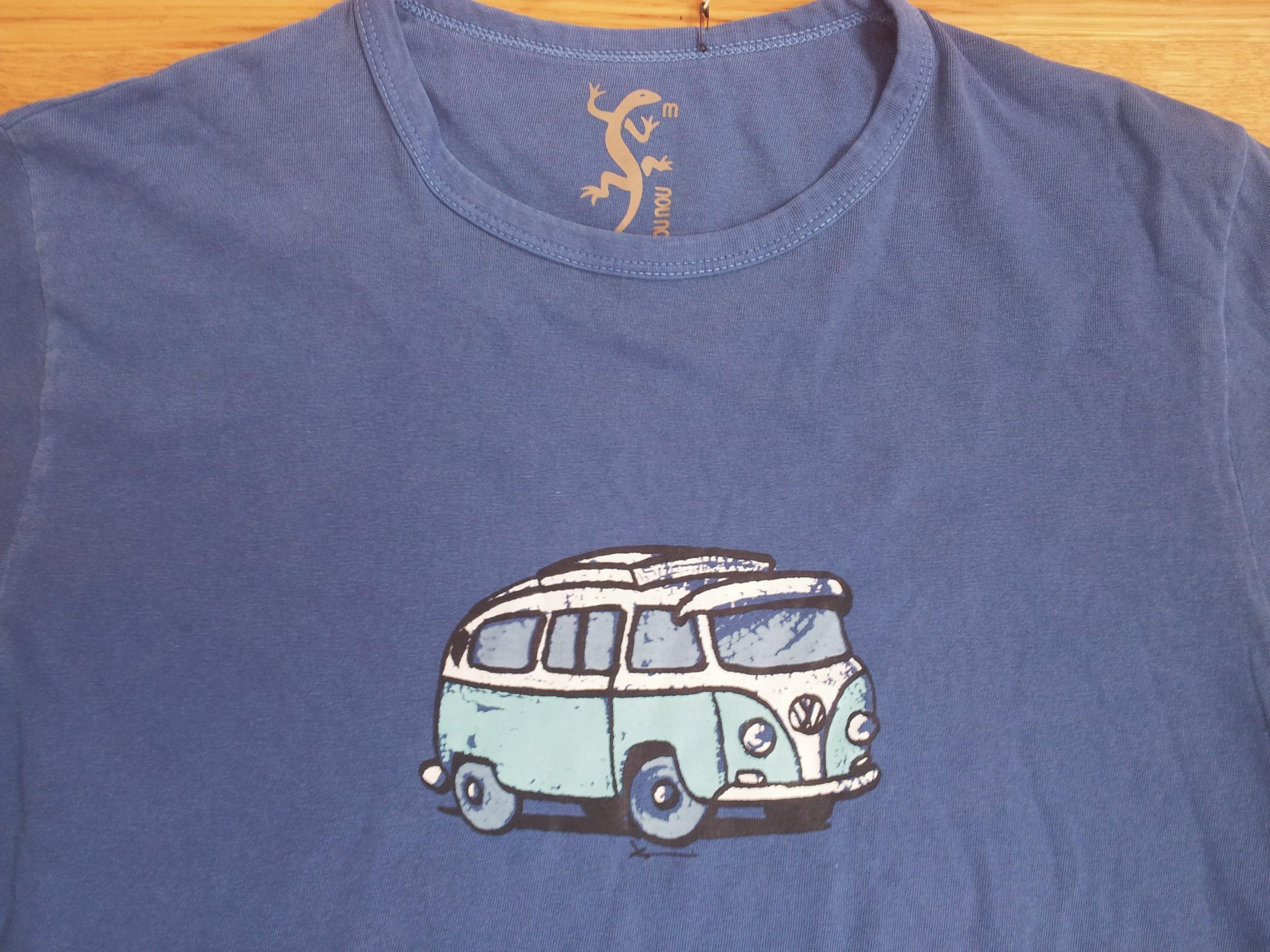 vw bus t shirts campervan crazy. Black Bedroom Furniture Sets. Home Design Ideas