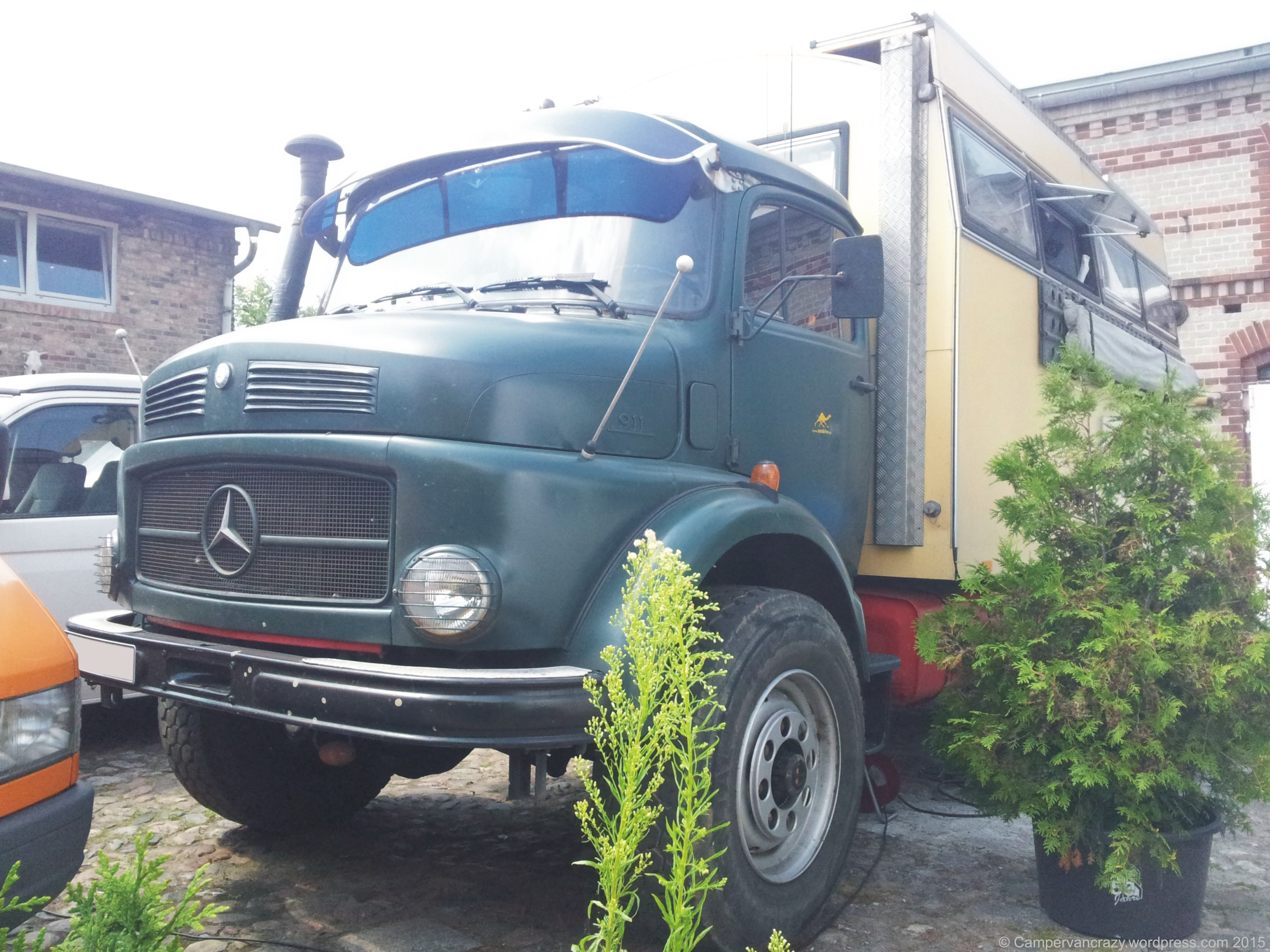 camper truck | Campervan Crazy