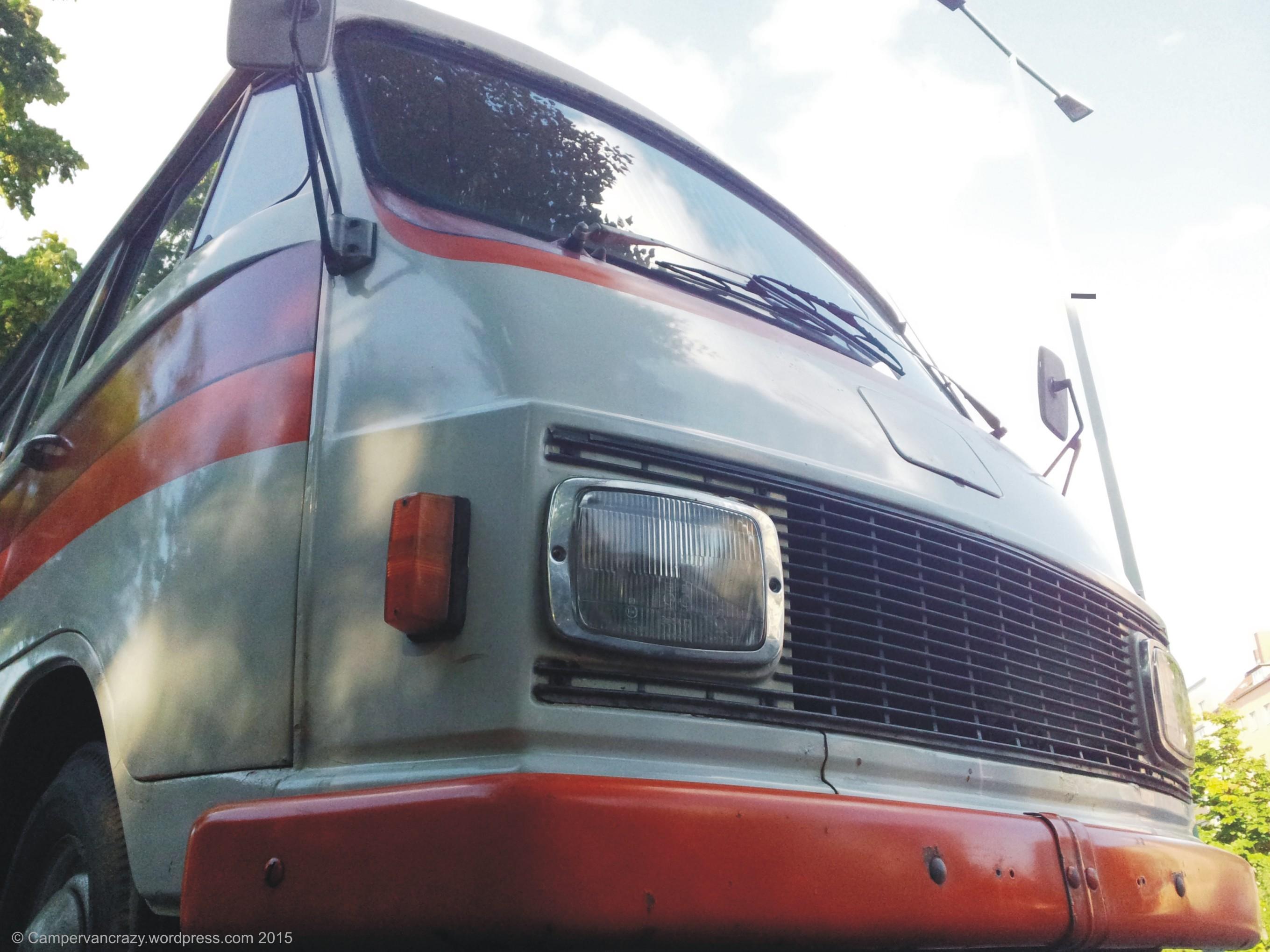 1970s mercedes westfalia campervan campervan crazy for Mercedes benz campervan usa